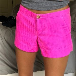 Hot Pink Lilly Shorts 💕